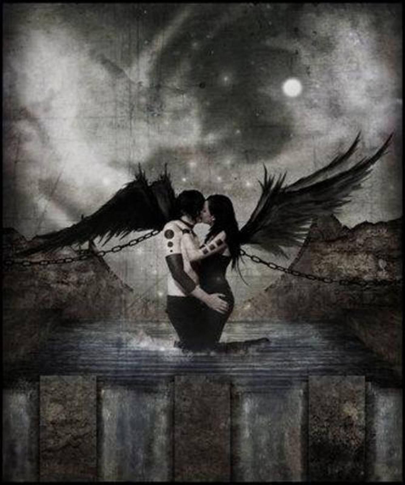 Темная любовь dark love 5 фотография